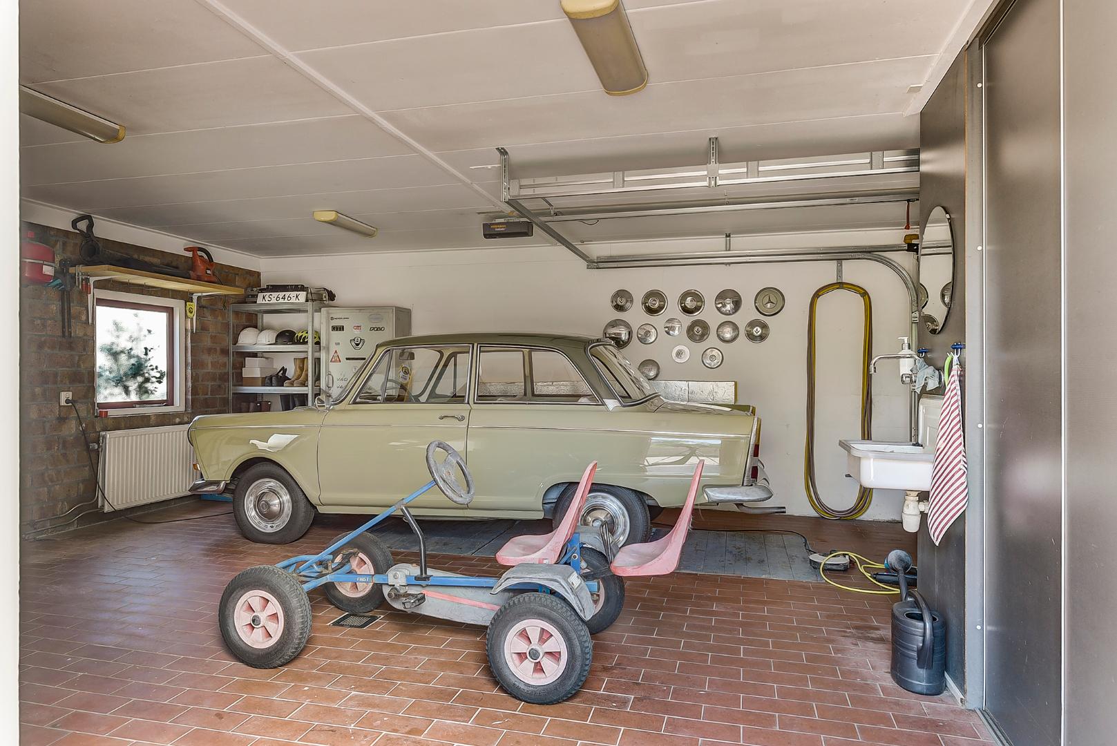 Dubbele garage