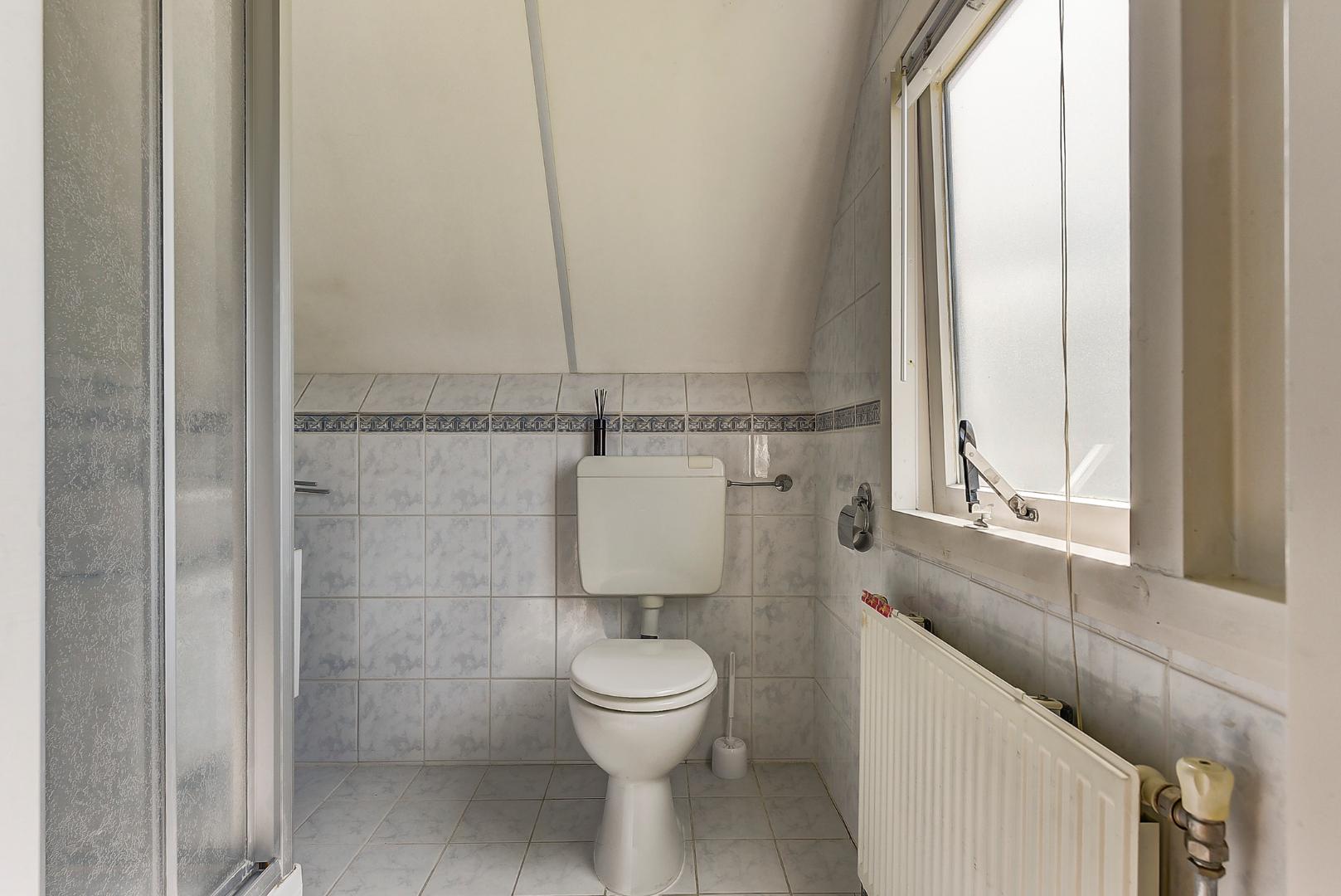 Bijgebouw toilet