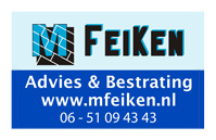 Feiken bestrating